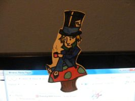 Tiny Hatter by CoolestNinja1242