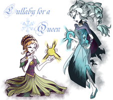 Lullaby for a Queen by SaraDere