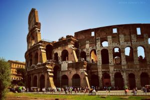 Il Colosseo II by nmhphotos