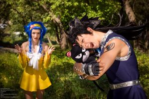 Gajeel Redfox cosplay Althair (7) by AlthairLangley