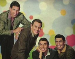 The Ames Brothers-great harmony singing group by slr1238