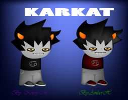 Karkat by American50Amber