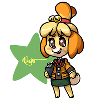 W1D6 - Isabelle by The-Knick