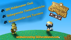 Animal Crossing Jump Out forum by MaikSan