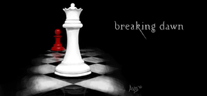 Breaking Dawn Facebook Graffit by alissavb