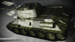 T-34 85mm tank by shareck
