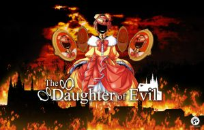 The Daughter of Evil Wallpaper by MarioGagabriel