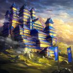 The Unassailable Fortress of the Crab by Alayna
