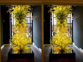 The Halcyon Days Of Dave Chihuli, Last Day Stereo by aegiandyad