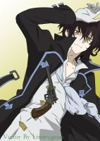 Pandora Hearts: Gilbert N. by Kissmygeass