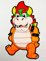 Bowser collab entry by Iwatchcartoons715