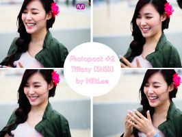 Photopack #2 Tiffany (SNSD) by MilkLee by MilkLee