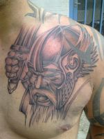 My First Viking by zok4life