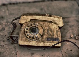 Back call from the USSR by YurgenWeida