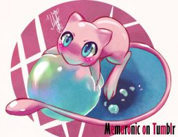 Mew by Memainc