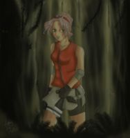 Lost In the mist by Lady-In-Pink