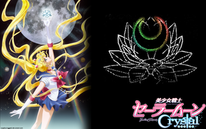Sailor Moon Crystal by soapboxinggeek