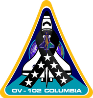 Columbia Memorial Insignia by viperaviator
