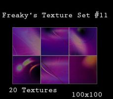 Freakys Texture Set No11 Icons by freaky-x