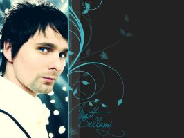 Bellamy wallpaper by Yzoja