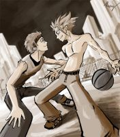 Basketball by Mzag