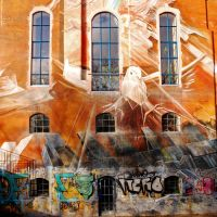 wallpainting by augenweide