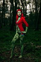 Poison Ivy by Rossmonster