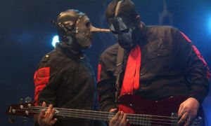 Paul and Chris by Slipknot527
