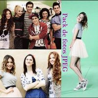 Pack de Fotos de violetta by Fernanda1802