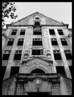 Front side of Sanatorio by Butterfly-HC