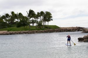 Paddleboard Stock 2 by TrisStock