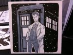 The 10th Doctor by JoelRCarroll