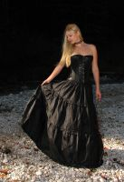 Black Dress 9 by Kuoma-stock