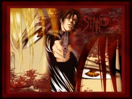 Tsuruga Ren 17 - stained v1 by deddinty