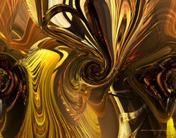 Abstract Madness :1: by TheoDesigns