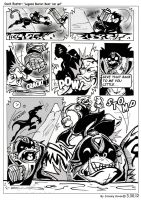Duck Buster: 09 Legend Buster Beat 'em up by JeremyHovan81