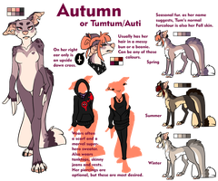 Autumn Refsheet //OUTDATED// by Keesness