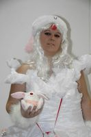 Mokona Cosplay 21 by LizCosplay1982