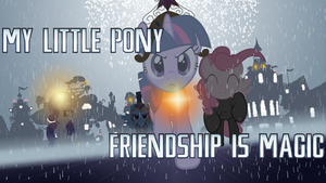 Best Friends 4ever (With Text) by Beavernator