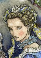 Youngest Princess Detail by Himmapaan