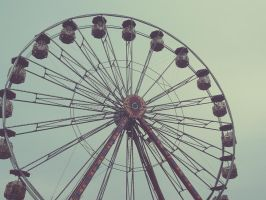 Riesenrad by sporknfoon