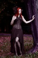 Gothic Lady [6] by Luin-Tinuviel