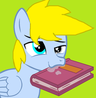 Excuse me, But This Book Is Yours? by Dead-Derpyson-Hooves