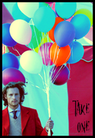 Colorful baloons by Nikitka