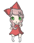 Pixel Chibi by Akai--Apple