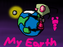 My earth by LexiAckerman