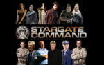 Stargate Command by GhostForce1911