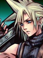 cloud strife by darkrai669
