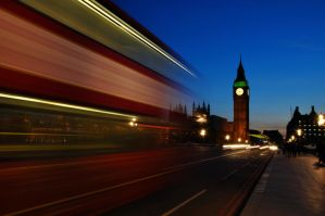 London Buses by teamthumper