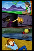 Xiaolin Showdown - Elements by Sellovine